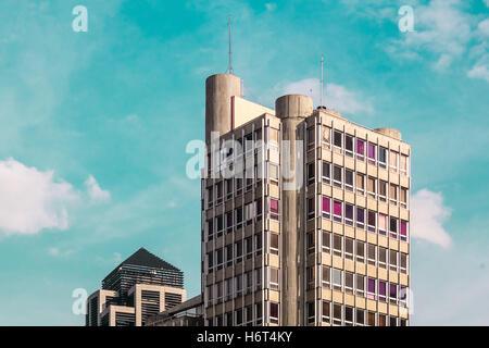 Photo of Buildings and Streets of Sao Paulo, Brazil (Brasil)