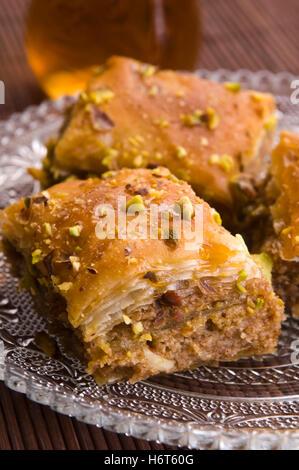 sweet, desert, wasteland, cake, pie, cakes, traditional, nut, baked, cafe, - Stock Photo