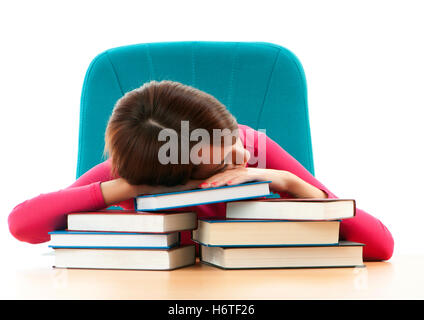woman, study, humans, human beings, people, folk, persons, human, human being, - Stock Photo