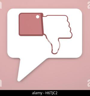 talk speaking speaks spoken speak talking chat nattering gesture finger object isolated social model design project - Stock Photo
