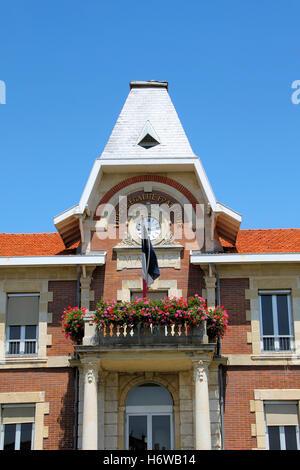 historic buildings - Stock Photo