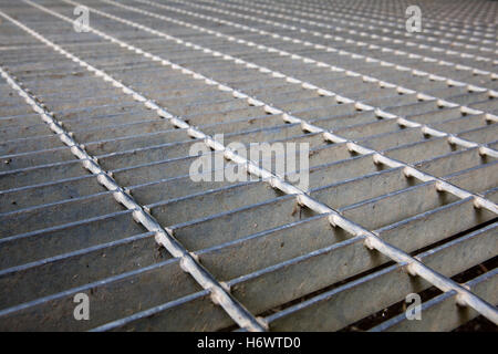 close closeup industry industrial strong black swarthy jetblack deep black silver lines diagonal iron angle fish - Stock Photo