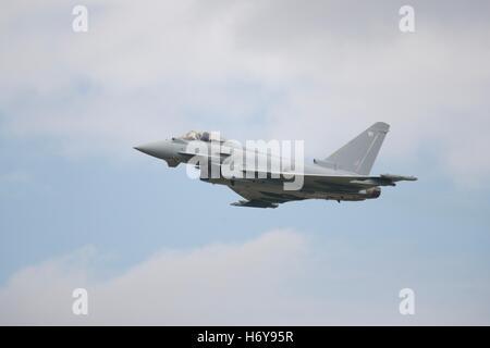 Eurofighter Typhoon - Stock Photo