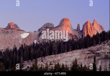 Yosemite National Park, California - Stock Photo