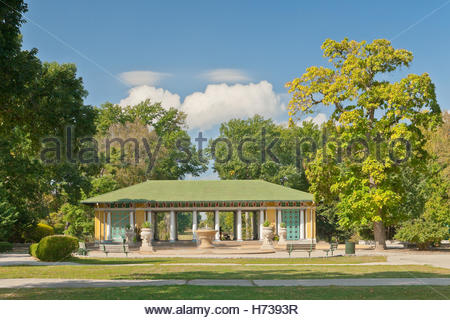 Tower Grove Park in St. Louis, Missouri Stock Photo: 145308149 - Alamy