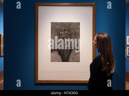The Queen's Gallery, Buckingham Palace, London, UK. 3rd November, 2016. Portraits by artists from Rubens and Rembrandt - Stock Photo