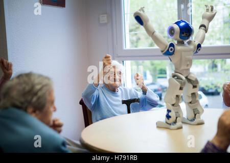 ZORA ROBOT - Stock Photo