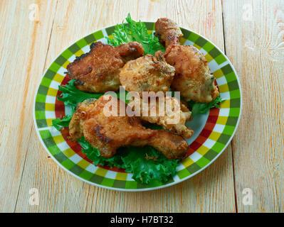 Southern Fried Chicken Stock Photo 280914811 Alamy