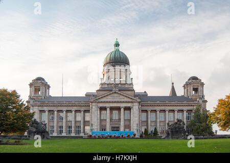 District Court Oberlandesgericht in Hamburg - Stock Photo