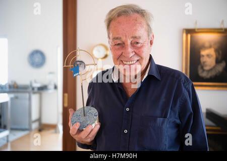 Horst Lettenmayer dachau germany 4th nov 2016 actor and businessman horst stock
