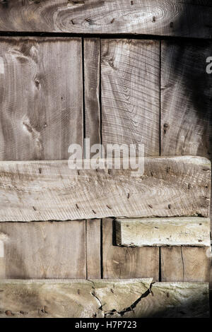 barn door, wood, background, old, abstract, shed, metal, rustic, surface, cross, rough, lock, aged, gate, feature, - Stock Photo