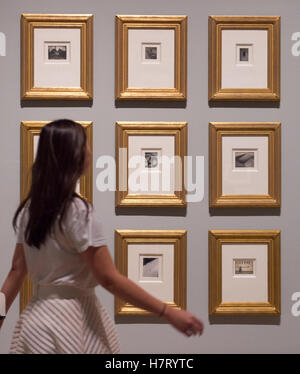 Tate Modern, London, UK. 8th November, 2016. The Radical Eye showcases one of the finest collections of modernist - Stock Photo
