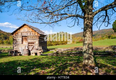 ... Cumberland Gap National Historical Park   Stock Photo