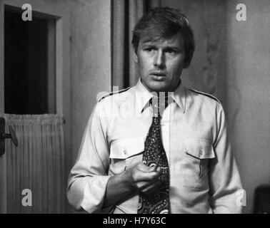 TATORT: Der Mann aus Zimmer 22 / Schweigepflicht, D 1974, ULRICH VON DOBSCHÜTZ - Stock Photo