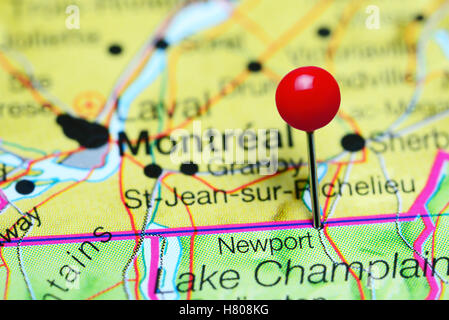 Political Map Of Vermont Stock Photo Royalty Free Image - Vermont in usa map