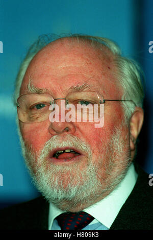 SIR RICHARD ATTENBOROUGH LONDON ENGLAND 08 February 1999 - Stock Photo