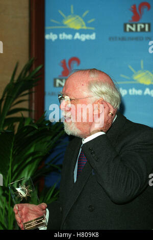 SIR RICHARD ATTENBOROUGH  08 February 1999 - Stock Photo