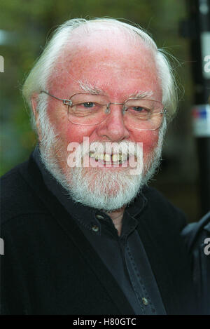 SIR RICHARD ATTENBOROUGH LONDON ENGLAND 09 November 1999 - Stock Photo