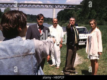 Blutiger Ernst, Kriminalfilm D 1997, Regie : Bernd Böhlich, DANIEL BRÜHL, MICHAEL GREILING, WALTER KREYE, JOACHIM - Stock Photo