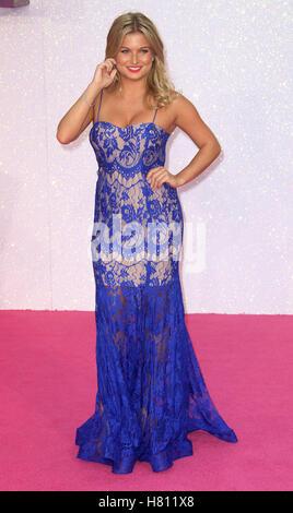 September 5, 2016 - Zara Holland attending 'Bridget Jones's Baby' World Premiere at Odeon Leicester Square in London, - Stock Photo