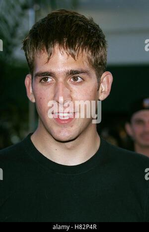 ERIC SZMANDA 'FAST AND FURIOUS' FILM PREMIERE LOS ANGELES USA 18 June 2001 - Stock Photo