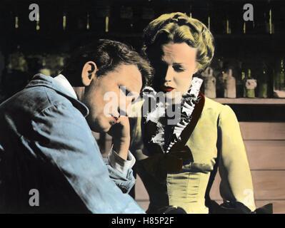 Der große Edison, (EDISON THE MAN) USA 1940, Regie: Clarence Brown, SPENCER TRACY, RITA JOHNSON - Stock Photo