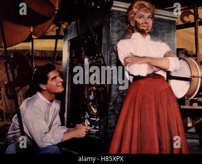 Spiel mit mir, (BILLY ROSE'S JUMBO) USA 1962, Regie: Charles Walters, STEPHEN BOYD + DORIS DAY