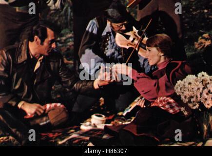 Darling Lili, (DARLING LILI) USA 1970, Regie: Blake Edwards, ROCK HUDSON + JULIE ANDREWS, Stichwort: Geiger - Stock Photo