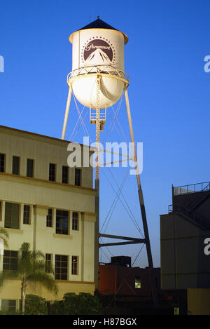 PARAMOUNT STUDIOS WATER TOWER MINI DRIVE IN PREMIERE OF THE PARAMOUNT STUDIOS HOLLYWOOD LOS ANGELES USA 20 May 2003 - Stock Photo