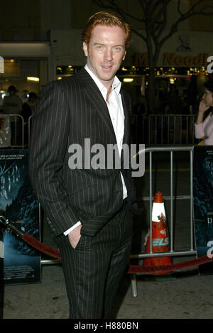 DAMIAN LEWIS DREAMCATCHER US PREMIERE WESTWOOD LOS ANGELES USA 19 March 2003 - Stock Photo