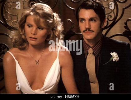 Star 80, (STAR 80) USA 1983, Regie: Bob Fosse, MARIEL HEMINGWAY + ERIC ROBERTS - Stock Photo