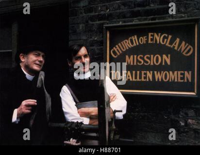 Der Missionar, (THE MISSIONARY) GB 1983, Regie: Richard Loncraine, DENHOLM ELLIOTT, MICHAEL PALIN, Stichwort: Reverend, - Stock Photo