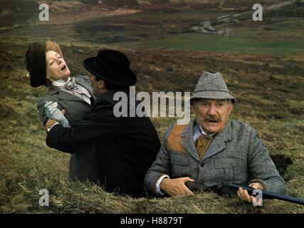 Der Missionar, (THE MISSIONARY) GB 1983, Regie: Richard Loncraine, MAGGIE SMITH, MICHAEL PALIN, TREVOR HOWARD Stichwort: - Stock Photo