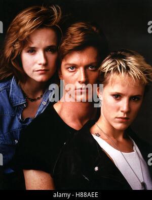 Ist sie nicht wunderbar?, (SOME KIND OF WONDERFUL / FIRST LOVE) USA 1987, Regie: Howard Deutch, LEA THOMPSON, ERIC - Stock Photo