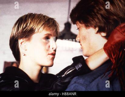 Ist sie nicht wunderbar?, (SOME KIND OF WONDERFUL / FIRST LOVE) USA 1987, Regie: Howard Deutch, MARY STUART MASTERSON, - Stock Photo