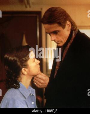 Die Unzertrennlichen, (DEAD RINGERS) USA 1988, Regie: David Cronenberg, GENEVIEVE BUJOLD, JEREMY IRONS - Stock Photo