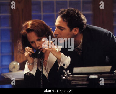 Radioland Murders - Wahnsinn auf Sendung, (RADIOLAND MURDERS) USA 1994, Regie: Mel Smith, MARY STUART MASTERSON, - Stock Photo