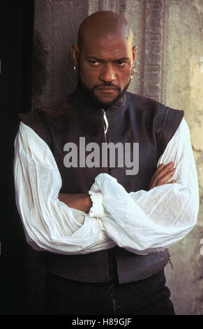 Othello, (OTHELLO) USA 1995, Regie: Oliver Parker, LAURENCE FISHBURNE - Stock Photo