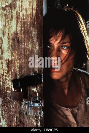 Rangoon - Im Herzen des Sturms, (BEYOND RANGOON) USA 1995, Regie: John Boorman, PATRICIA ARQUETTE, Stichwort: Angst, - Stock Photo