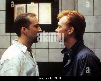 Kiss of Death, (KISS OF DEATH) USA 1995, Regie: Barbet Schroeder, NICOLAS CAGE, DAVID CARUSO - Stock Photo