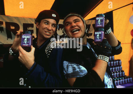 Power Rangers - Der Film, (MIGHTY MORPHIN POWER RANGERS - THE MOVIE), USA 1995, Regie: Bryan Spicer, JASON NARVY, - Stock Photo