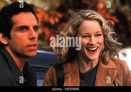 Meine Braut, ihr Vater und ich, (MEET THE PARENTS) USA 1999, Regie: Jay Roach, BEN STILLER, TERI POLO - Stock Photo