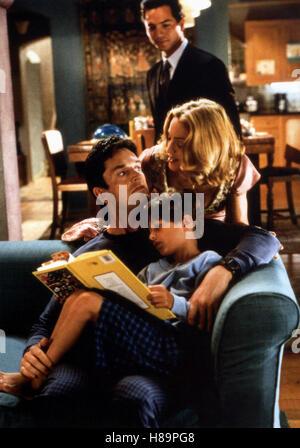 Ein Freund zum Verlieben, (THE NEXT BEST THING) USA 2000, Regie: John Schlesinger, RUPERT EVERETT, MALCOLM STUMPF, - Stock Photo