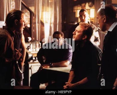 Nur noch 60 Sekunden, (GONE IN SIXTY SECONDS) USA 2000, Regie: Dominic Sena, GIOVANNI RIBISI, NICOLAS CAGE - Stock Photo