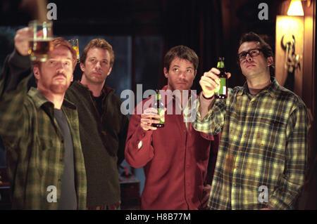 Dreamcatcher, (DREAMCATCHER) USA-CAN 2003, Regie: Lawrence Kasdan, DAMIAN LEWIS, THOMAS JANE, TIMOTHY OLYPHANT, - Stock Photo