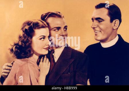 Chicago - Engel mit schmutzigen Gesichtern, (ANGELS WITH DIRTY FACES) USA 1938  s/w, Regie: Michael Curtis, ANN - Stock Photo