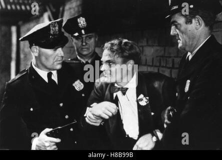 Chicago - Engel mit schmutzigen Gesichtern, (ANGELS WITH DIRTY FACES) USA 1938  s/w, Regie: Michael Curtis, JAMES - Stock Photo