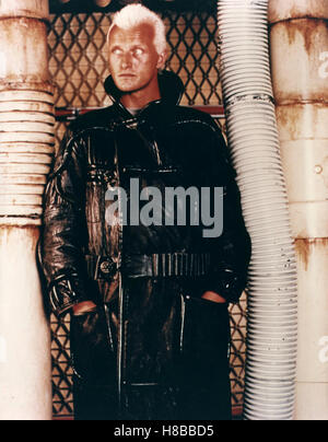 Blade Runner, (BLADE RUNNER) USA 1982, Regie: Ridley Scott, RUTGER HAUER - Stock Photo