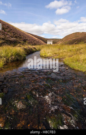 Well of Lecht in Aberdeenshire. - Stock Photo