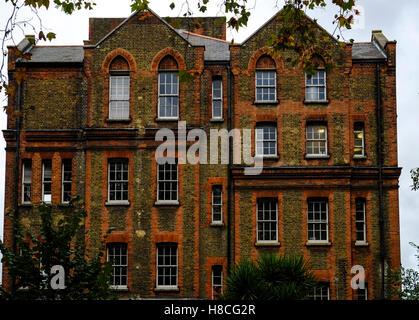 St Pancras Hospital - Stock Photo